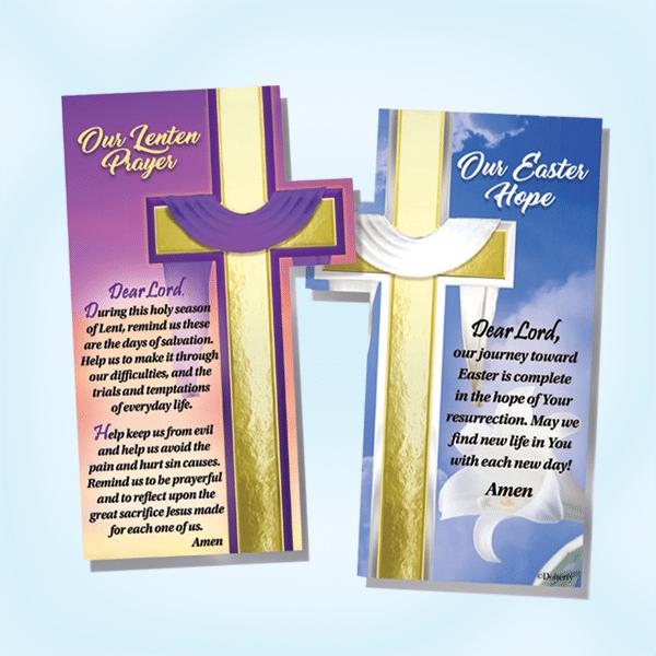 Download Lenten-Easter Prayer Card - JADoherty