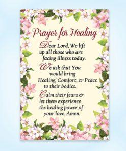 Prayer, Healing, Catholic, Magnet